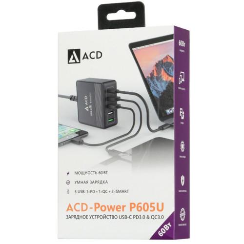 ACD ACD-P605U-V1B (ACD-P605U-V1B)
