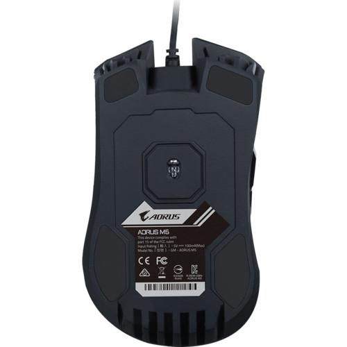 Мышь Gigabyte AORUS M5 (GM-AORUS M5)