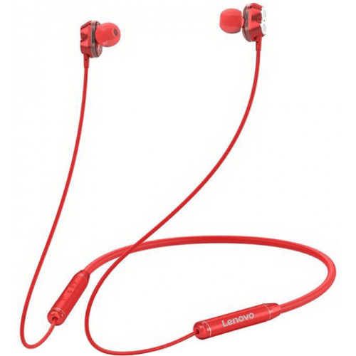 Наушники Lenovo HE08-RED (HE08-RED)