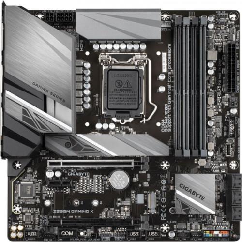 Материнская плата Gigabyte Z590M GAMING X (Z590M GAMING X)