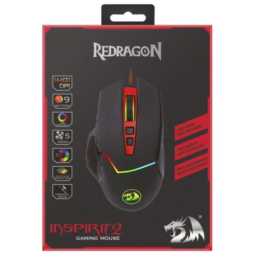 Мышь Redragon Inspirit 2 (77644)