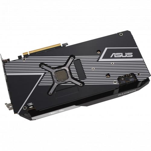 Видеокарта Asus Radeon RX 6700 XT DUAL (DUAL-RX6700XT-12G)
