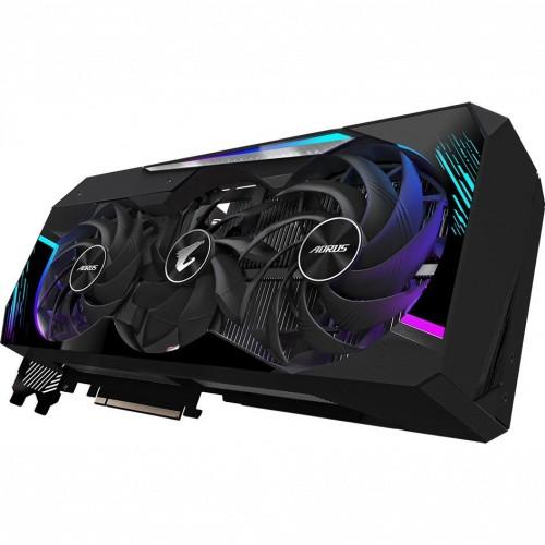 Видеокарта Gigabyte GeForce RTX 3080 AORUS MASTER 3.0 LHR 10G (GV-N3080AORUS M-10GD 3.0 LHR) (GV-N3080AORUS M-10GD 3.0)