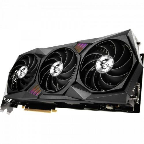 Видеокарта MSI NVIDIA GeForce RTX 3080TI , RTX 3080 Ti GAMING X TRIO 12G (602-V389-144S)