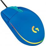 Мышь Logitech G102 BLUE