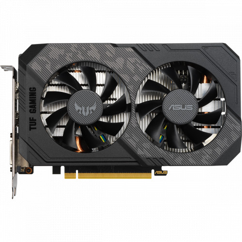 Видеокарта Asus TUF Gaming GeForce® GTX 1660 Ti EVO OC Edition 6GB (TUF-GTX1660TI-O6G-EVO-GAMING)