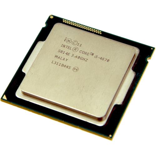 Core i5-4670 tray