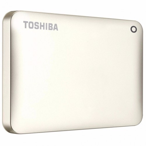 Внешний жесткий диск Toshiba Canvio Connect II (HDTC805EC3AA)