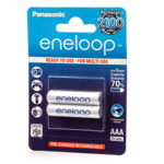 Аккумулятор для ноутбука Panasonic Eneloop AAA 750 mAh/2B
