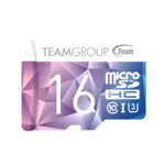 Flash карта 3Cott Team Group Color Card II MicroSDHC/SDXC 16GB