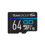 Flash карта Team Group Go MicroSD 64GB