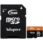 Flash карта Team Group Micro-SDHC 16GB