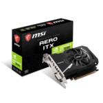Видеокарта MSI GeForce GT 1030 AERO ITX 2GD4 OC