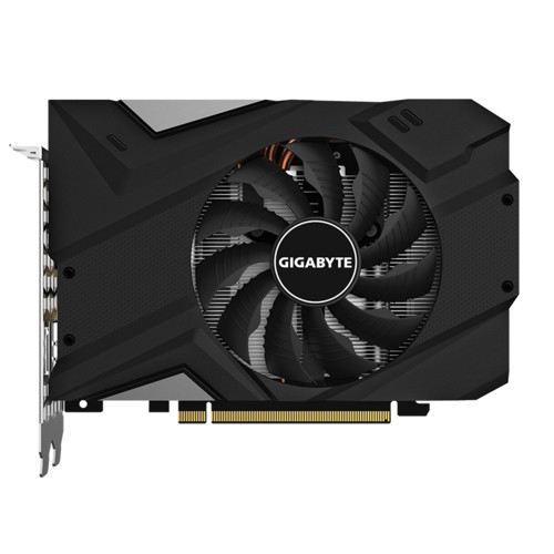 Видеокарта Gigabyte GeForce RTX 2060 Mini ITX OC 6G (GV-N2060IXOC-6GD)