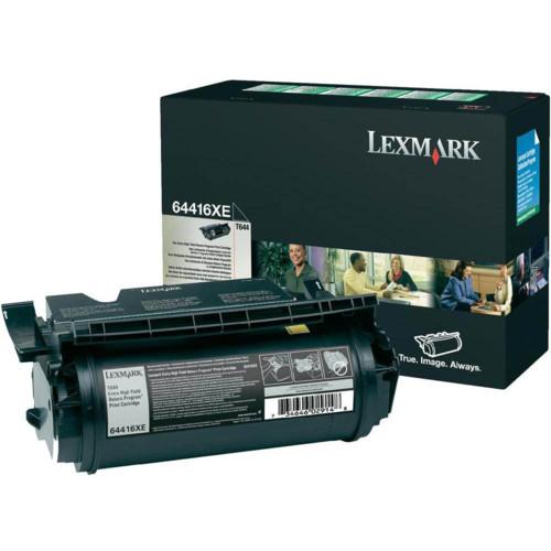 Лазерный картридж Lexmark 64416XE (64416XE)