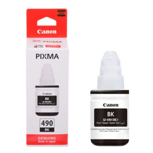 Струйный картридж Canon INK GI-490 BK (0663C001)