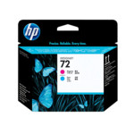 Барабан HP Magenta and Cyan, Printhead №72 for Designjet T1100/T1100ps/T610