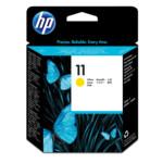 Картридж для плоттеров HP Yellow No 11