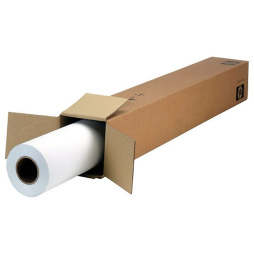 Бумага HP White Satin Poster Paper-1067 mm x 61 m (42 in x 200 ft) (CH010A)
