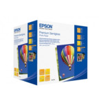 Бумага Epson Premium Semigloss Photo Paper 10x15 (500 листов)