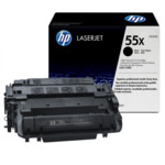 Лазерный картридж HP 55X