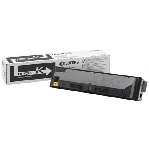 Тонер Kyocera TK-5205K (1T02R50NL0)