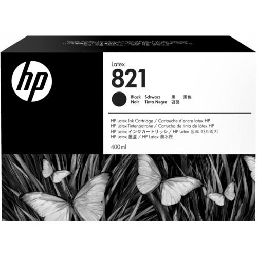 Струйный картридж HP 821A 400ml Black (G0Y89A)