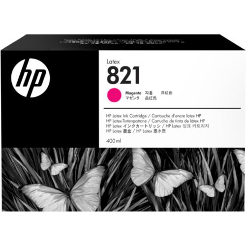 Струйный картридж HP 821A 400ml Magenta (G0Y87A)