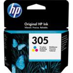 Струйный картридж HP 305 Tri-color Original