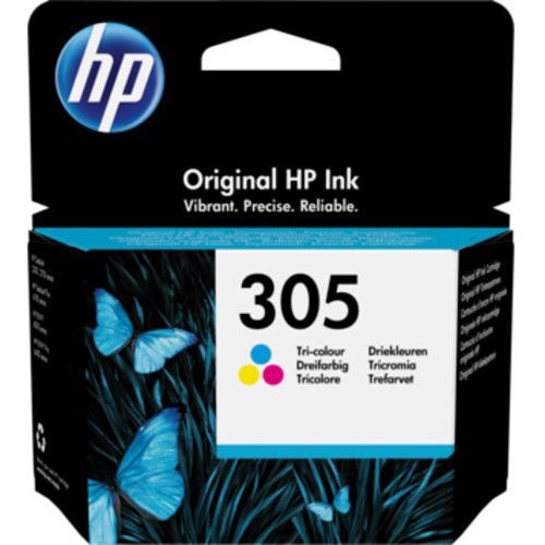 Струйный картридж HP 305 Tri-color Original (3YM60AE)