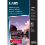 Бумага Epson Matte Paper-Heavyweight A4