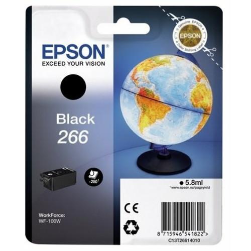 Струйный картридж Epson Black 266 (C13T26614010)