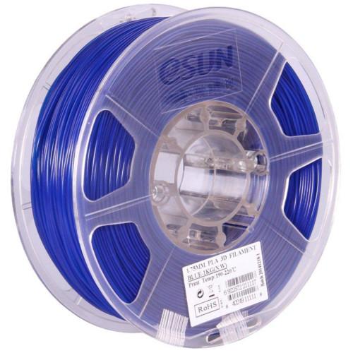 Расходный материалы для 3D-печати ESUN 3D PLA+ Пластик eSUN Blue/1.75mm/1kg/roll (PLA+175U)