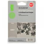 Струйный картридж Cactus CS-CLI451GY серый