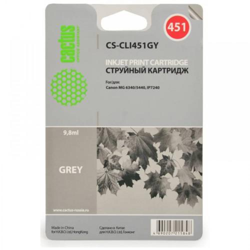 CS-CLI451GY серый