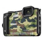 Фотоаппарат Nikon Coolpix W300 - Camouflage