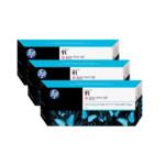 Струйный картридж HP 91, светло-пурпурный упаковка 3 шт (3*775 мл)