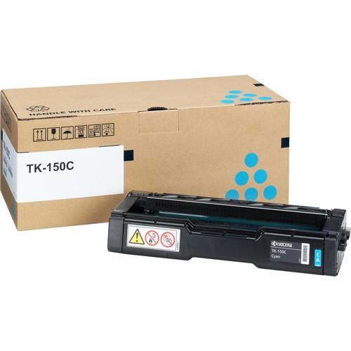 Тонер Kyocera TK-150C, Cyan для FS-C1020MFP (1T05JKCNL0)