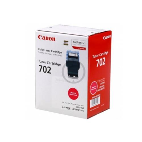 Лазерный картридж Canon 702 M, Magenta (9643A004)