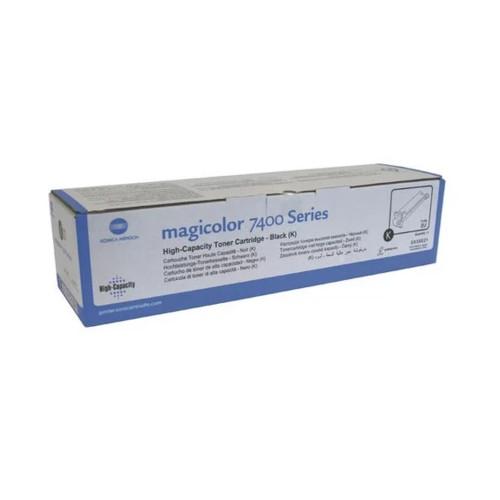 Лазерный картридж Konica Minolta Magicolor 7450, черный 15K (8938621)