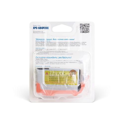 Струйный картридж Europrint Картридж Europrint EPC-684XLBK (№178xl) (13415)