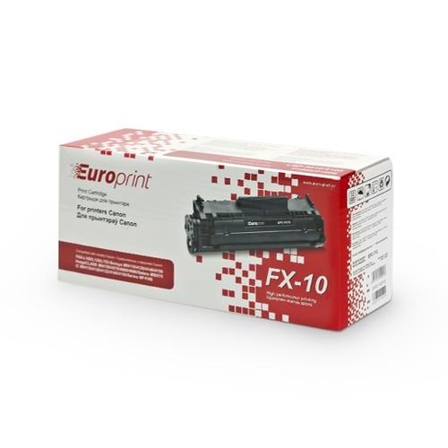 Лазерный картридж Europrint Картридж Europrint EPC-FX10 (03724)