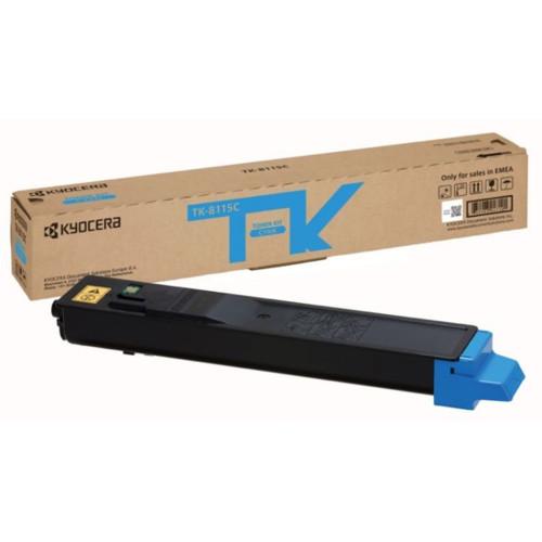 Лазерный картридж Kyocera TK-8115C (TK-8115C)