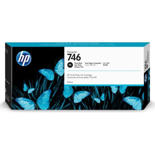 Струйный картридж HP DesignJet 746 Black (P2V82A)