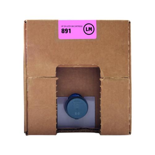 Струйный картридж HP 3M 891 10L Lt Mag Latex (G0Y77A)
