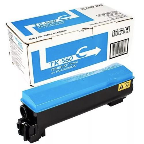 Лазерный картридж Kyocera TK-560C (1T02HNCEU0)
