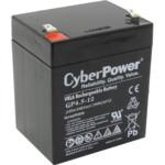 Сменная АКБ для ИБП CyberPower Аккумулятор GP4.5-12
