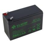 Дополнительная АКБ для ИБП B.B. Battery Аккумуляторная батарея B.B. Battery BC 7,2-12