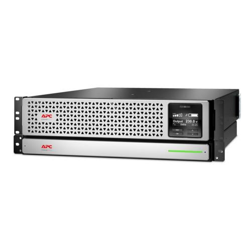 Источник бесперебойного питания APC SMART-UPS SRT 2200 ВА (SRTL2200RMXLI)