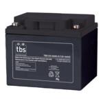 Сменные аккумуляторы АКБ для ИБП Tuncmatik Батарея TBS 12V-44AH-5 (12 В/44 Ач)